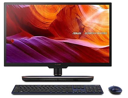 """ASUS Zen AiO Z272SD 27"""" 4k UHD TOUCH Desktop 2TB SSD + 2TB HD 32GB"""