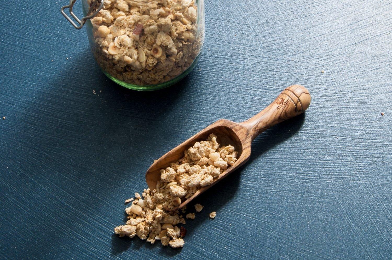 Berard Olive-Wood Handcrafted Scoop, 7 Inch by Berard (Image #3)
