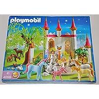PLAYMOBIL - A1302719 - Jeux de construction - Pavillons des fées et des licornes