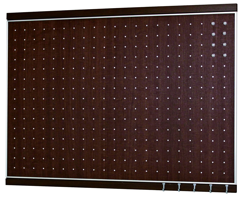 ベルク 【日本製インテリアボード】 フック付きマグボード 600×900 セピア MR4056 B00N4WO08O  600×900