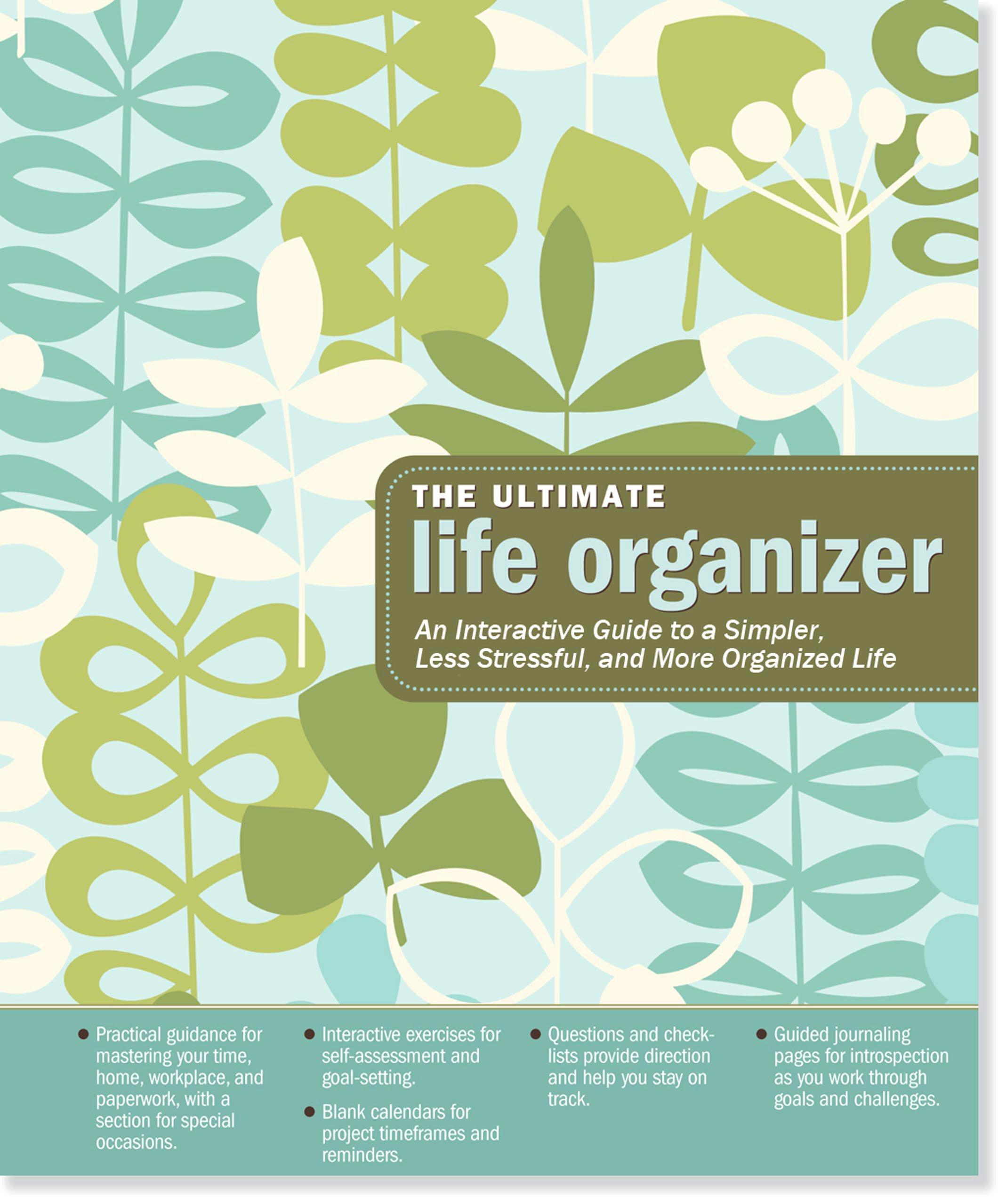 Read Online The Ultimate Life Organizer pdf epub