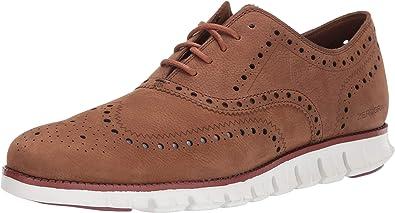 Zerogrand Wingtip Oxford Shoes