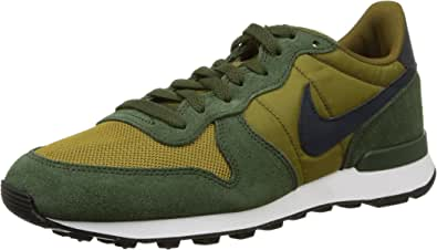 Nike Zapatillas Internationalist Verde/Caqui EU 40.5 (US 7.5 ...