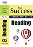 Reading: Practice Test Papers (Letts Key Stage 1 Success)