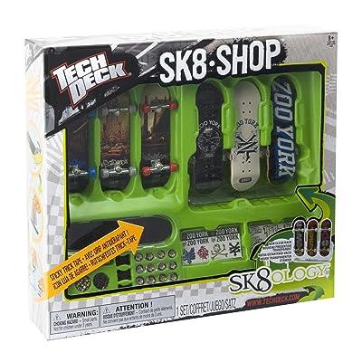Tech Deck - 6013064 - Véhicule Miniature - Skate Shop Bonus Pack