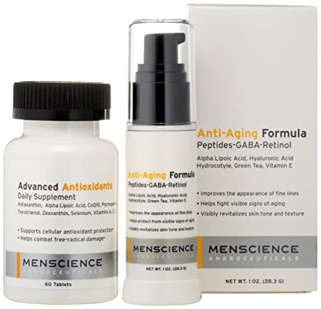 What is the difference between the antioxidants zeaxanthin and astaxathin for anti-aging?