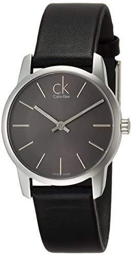 3e1eff791 Calvin Klein Women's Quartz Watch Calvin Klein City Lady K2G23107 ...