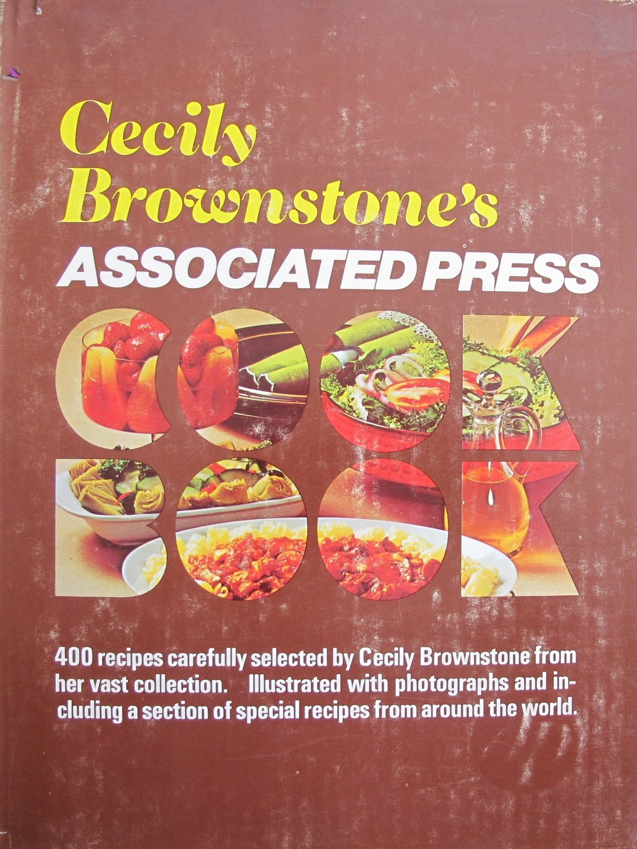 Cecily Brownstone's Associated Press Cookbook.
