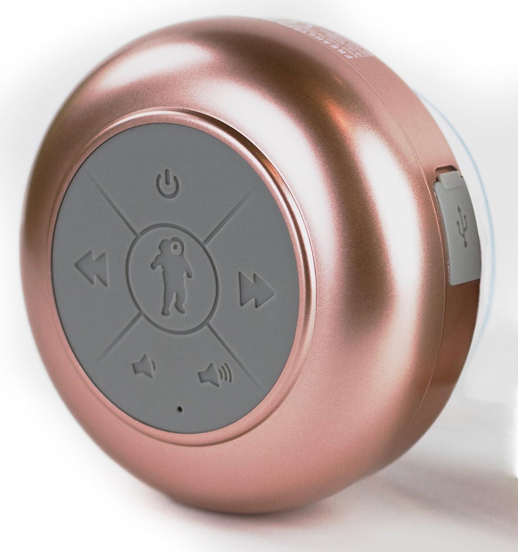 FRESHeTECH Splash Tunes Pro Bluetooth Shower Speaker