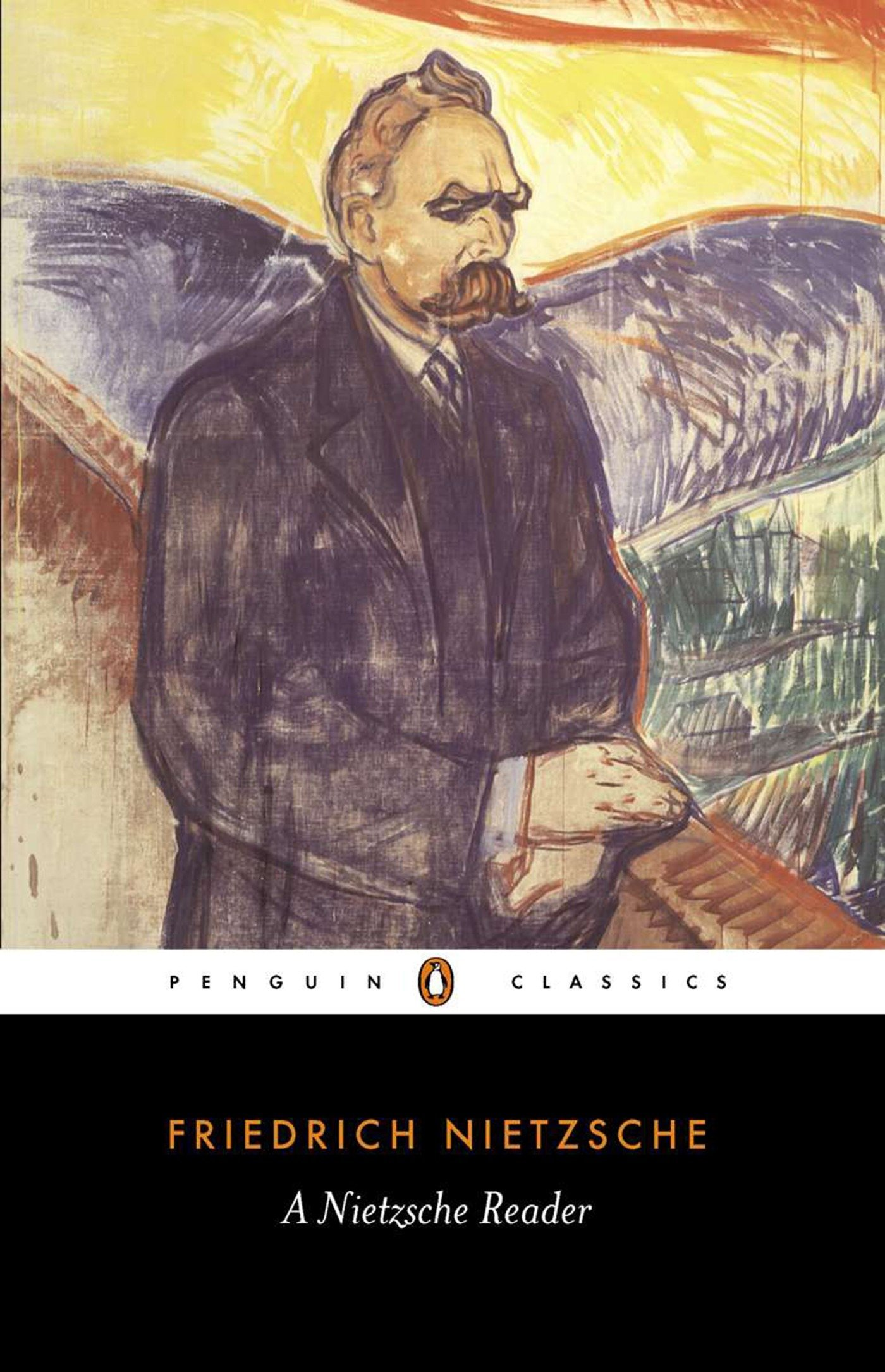 A Nietzsche Reader (Penguin Classics): Friedrich Nietzsche, R. J.  Hollingdale: 9780140443295: Amazon.com: Books