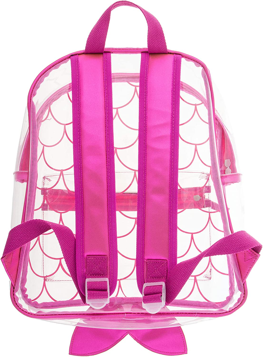 Stephen Joseph Kids Clear Backpack