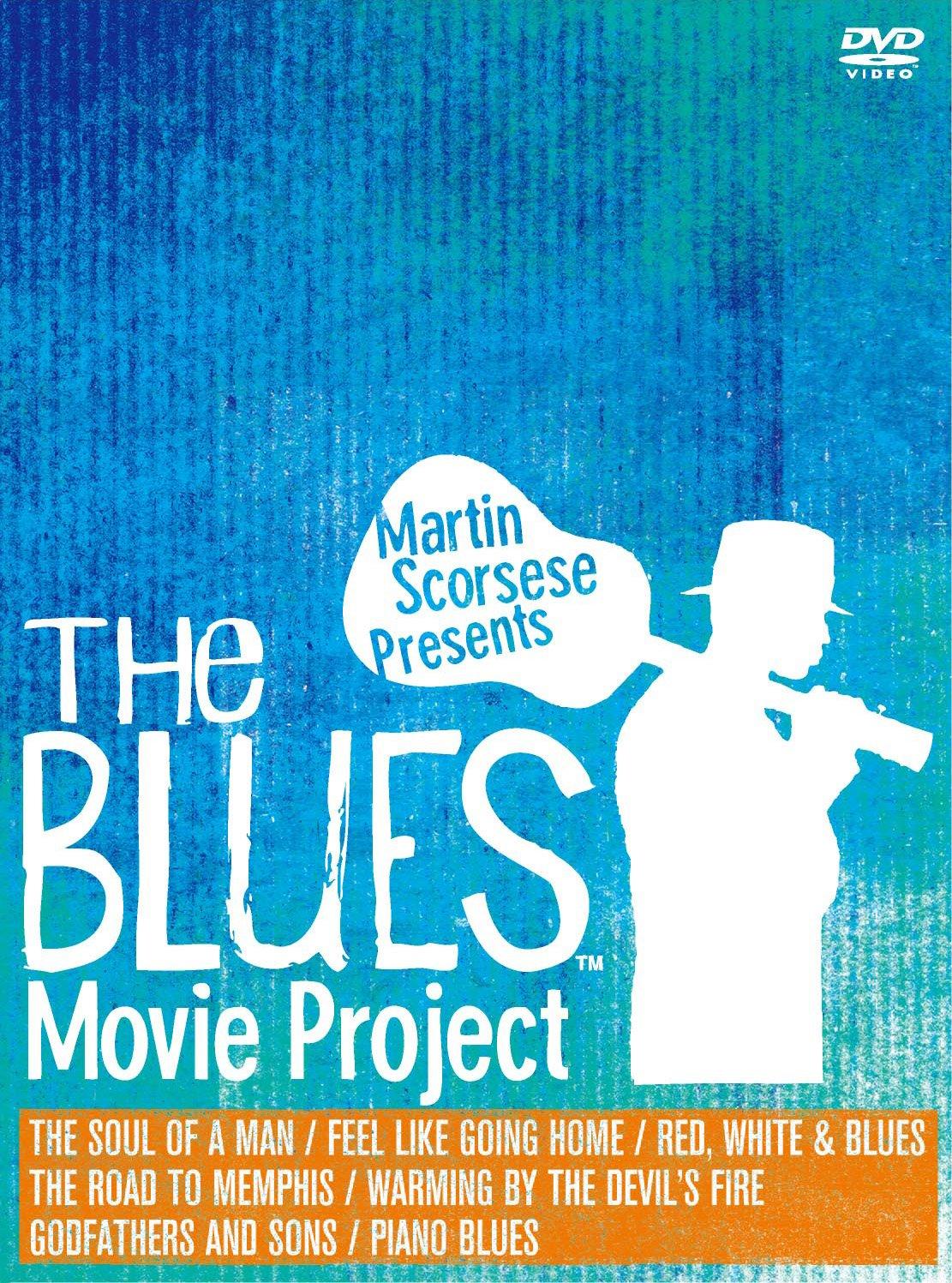THE BLUES Movie Project [DVD] B005XU1NDK