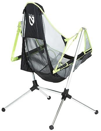 Nemo Stargaze Recliner Luxury Camping Chair, Birch Leaf Green