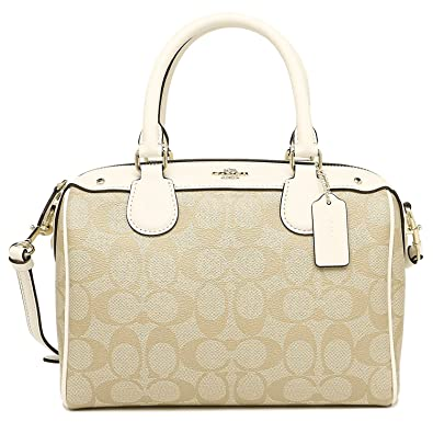 7474d4a9eb1a6 Amazon.com  Coach MINI BENNETT SATCHEL IN SIGNATURE  Shoes