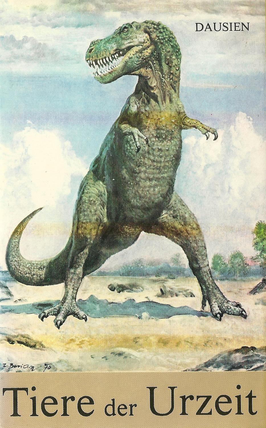 Tiere der Urzeit
