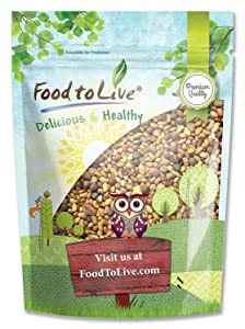Antioxidant Mix of Sprouting Seeds, 8 Ounces - Broccoli, Clover, Alfalfa, Kosher, Raw, Vegan