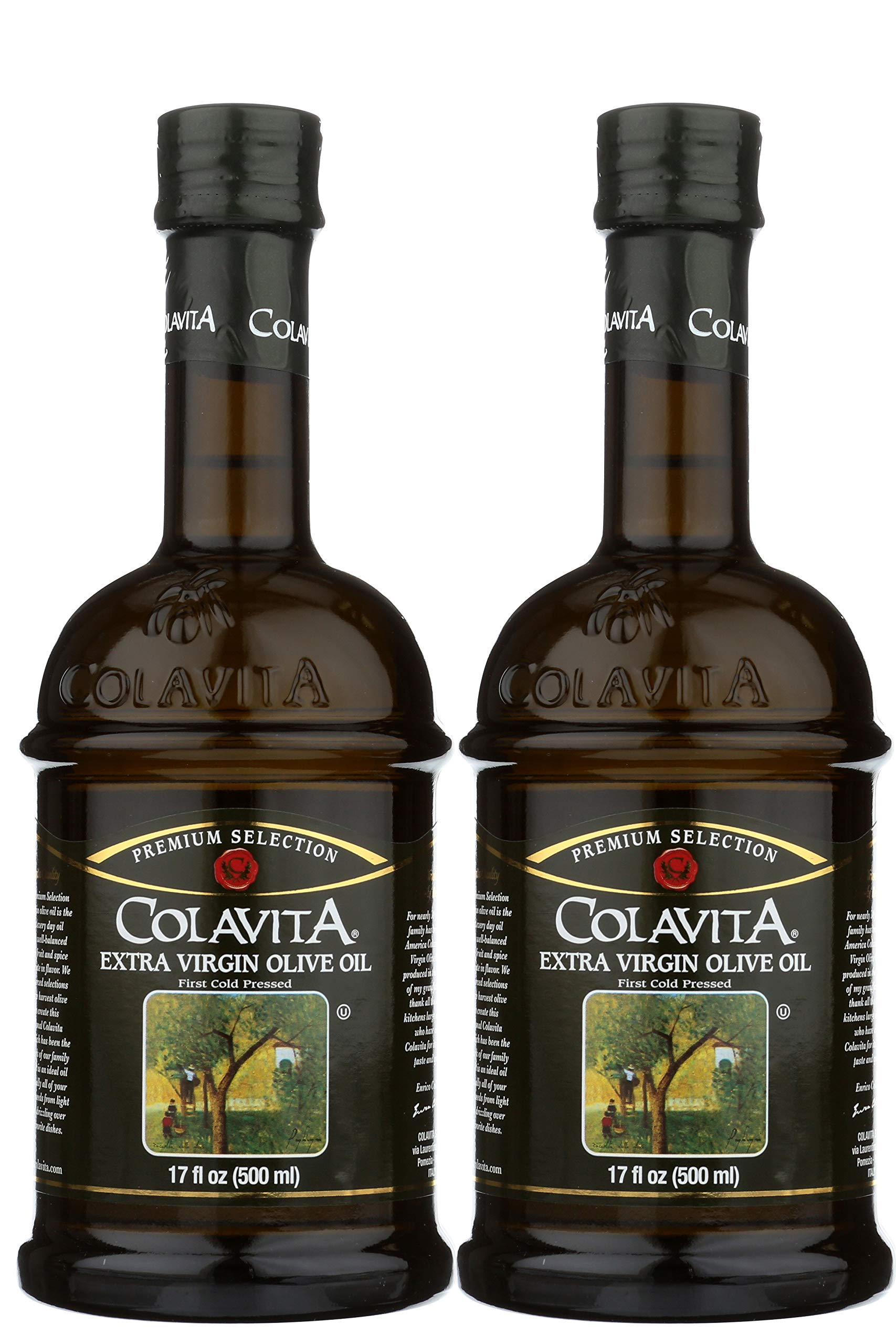 Colavita Extra Virgin Olive Oil Special, 17 Fl Oz (Pack of 2) by Colavita