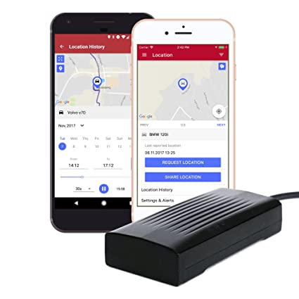 Possio Tracker Real-Time Vehicle GPS Tracker
