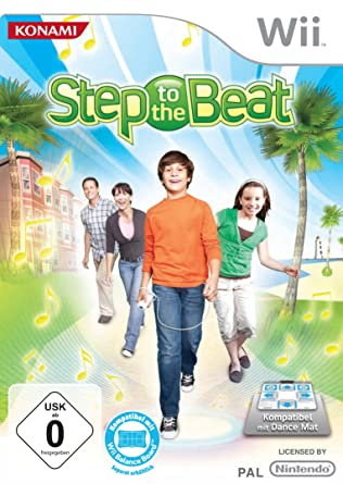 step to