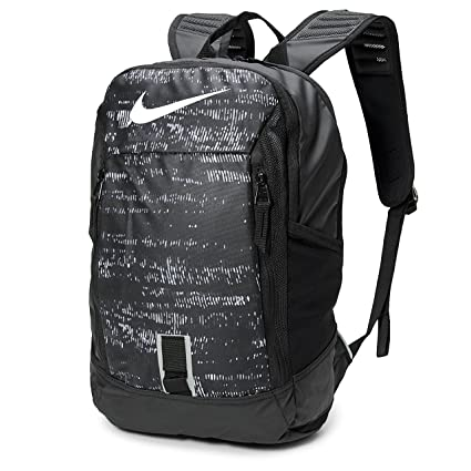 Nike Alpha Adapt Rise Print Sportrucksack Kinder schwarz