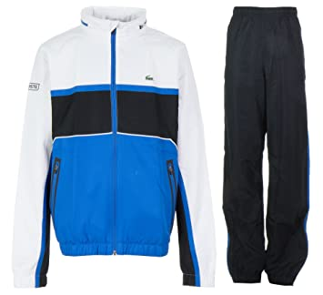 bbd9a98691e15c Lacoste Kids  Sport Tennis Hooded Tracksuit  Amazon.co.uk  Sports   Outdoors