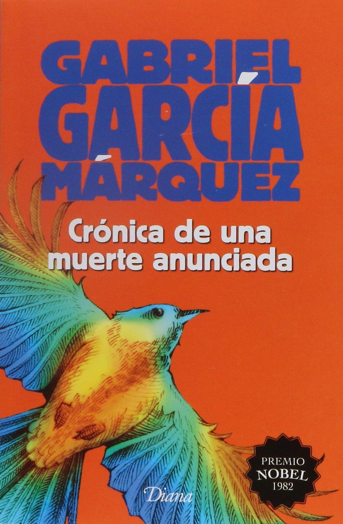 Image result for crónica de una muerte anunciada