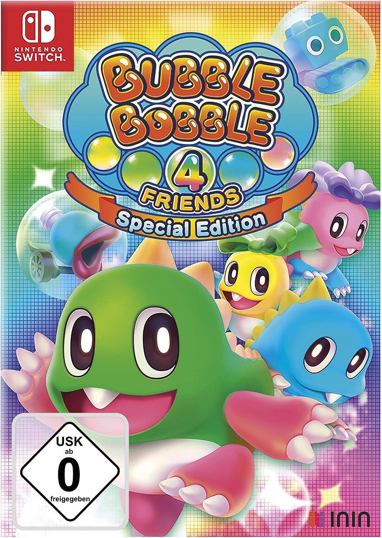 Bubble Bobble 4 Friends - Special Edition - [Nintendo Switch ...