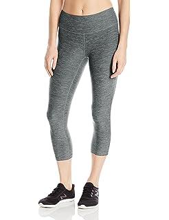 46c238439aece Amazon.com : New Balance Women's Sprint Crop Pants : Clothing