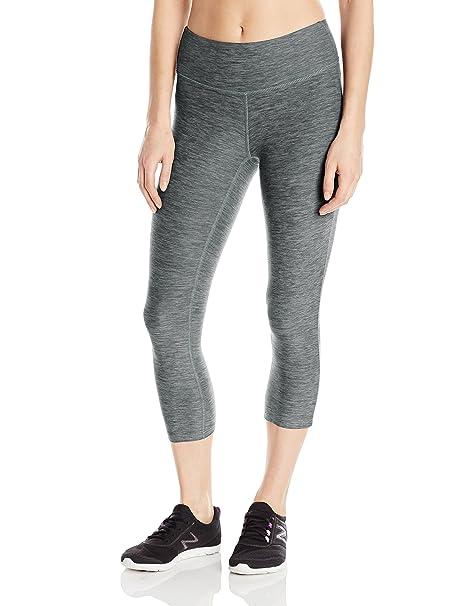 c1b6207534122 New Balance Women's Novelty Fabric Capri Pants