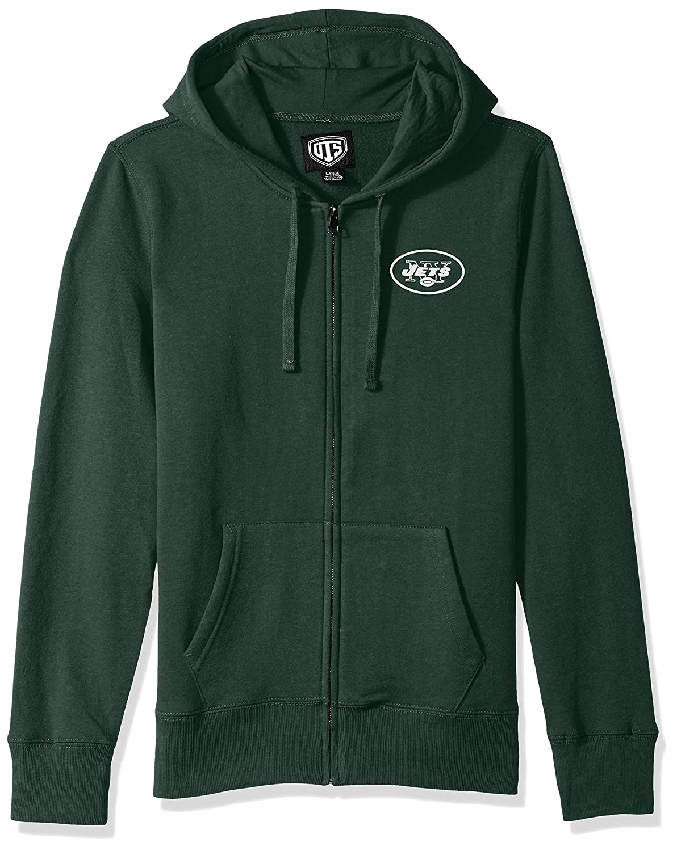 NFL Womens OTS Fleece Full-Zip HoodieLogo