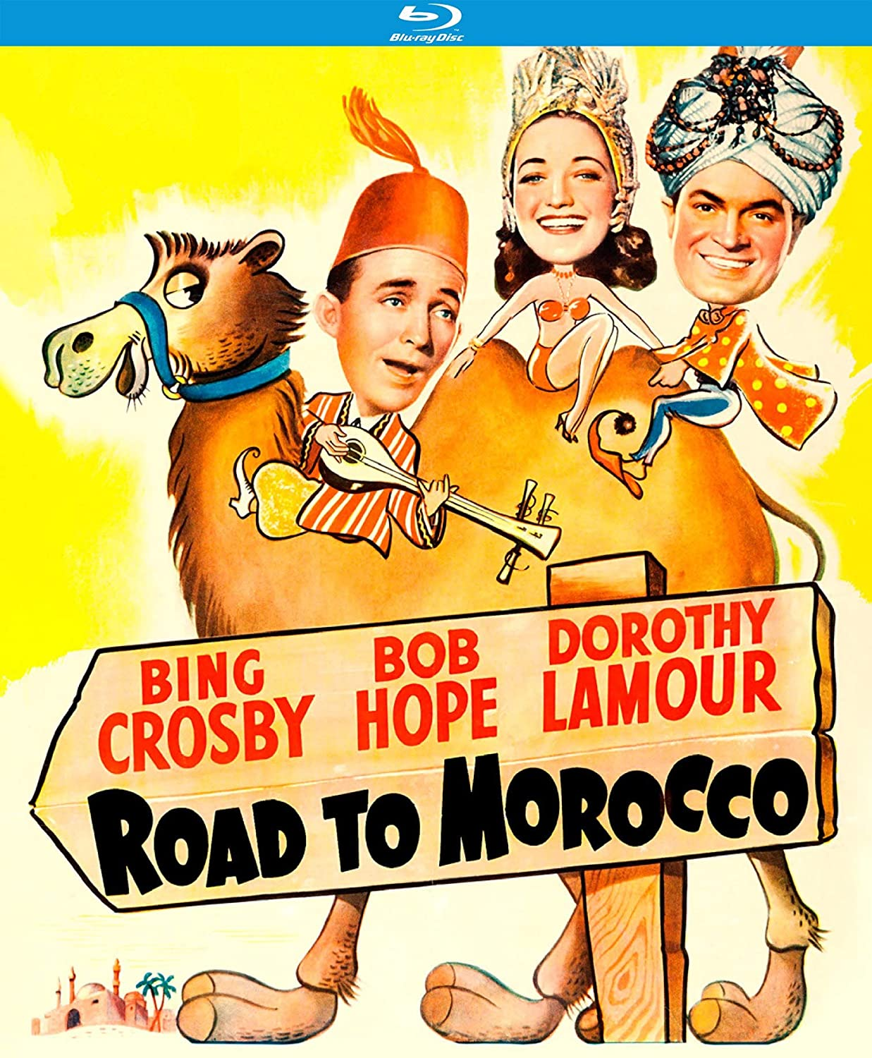 Image result for road to morocco (1942)
