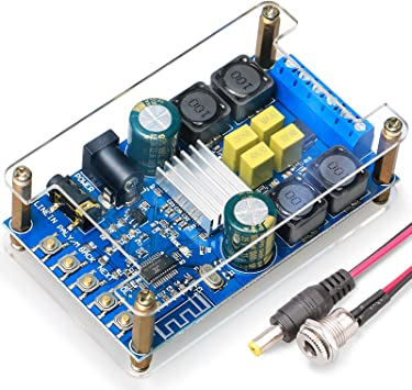 4 Kanal Bluetooth Digital Audio Hifi Verstärker Platine Verstärkermodul