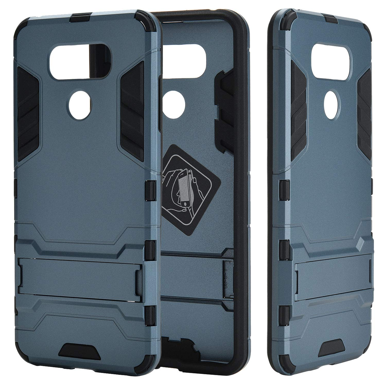 LG G6ケース、Reejaxトランスフォーマー保護ケース男性用耐衝撃カバー、男性用ハードケース、LG G6用保護電話カバーケース   B07MPXR49N