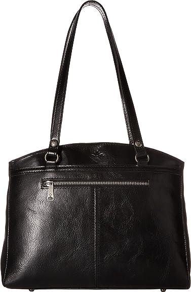 97edd83e3a Amazon.com  Patricia Nash Women s Poppy Tote Black One Size  Shoes
