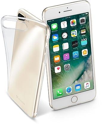 foto ufficiali abfe6 e18ba Cellularline FINECIPH755T Fine Cover for Apple iPhone 7 Plus ...