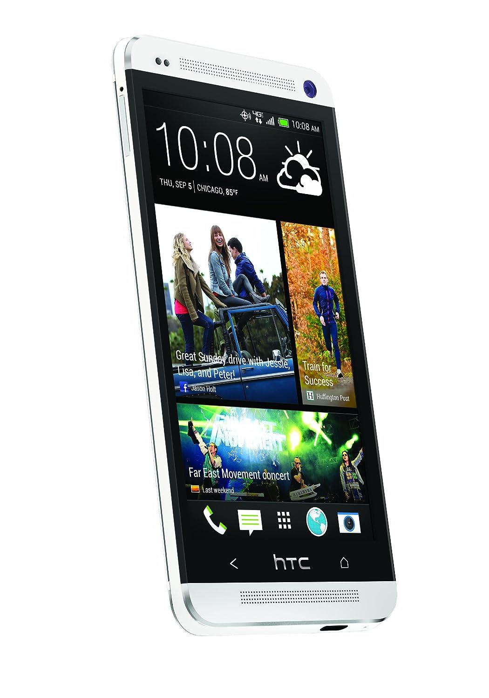 htc phones verizon 2015. amazon.com: htc one m7, silver 32gb (verizon wireless): cell phones \u0026 accessories htc verizon 2015