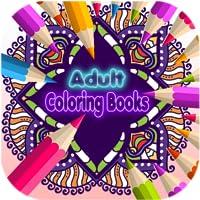 Adult Coloring Books: Mandala Seasons 2018