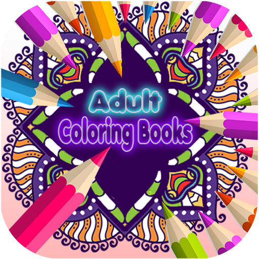 Adult Coloring Books: Mandala Seasons -