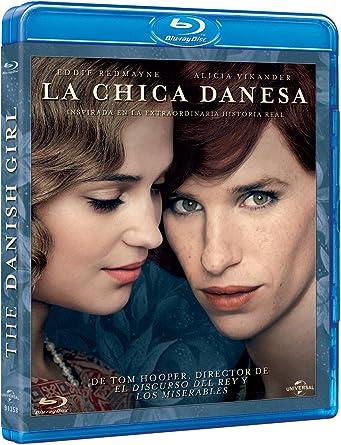 d2683c27d La Chica Danesa  Blu-ray   Amazon.es  Eddie Redmayne