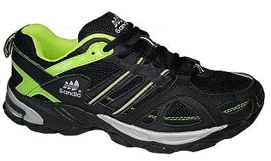 Confortable Très De Gibra Et Chaussures Sport Fluo Léger Noirjaune 1RgxqYUnw