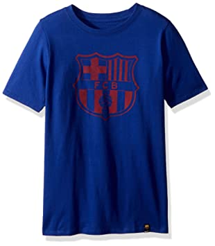 Nike FCB B Nk Crest Camiseta FC Barcelona 423c87784ae