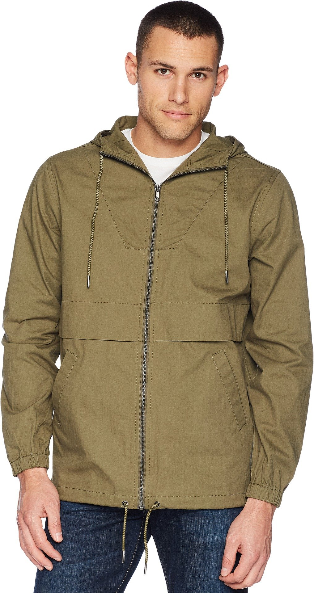 Publish Men's Ryland Jacket Olive Large