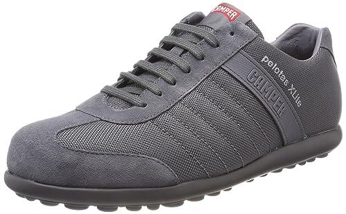 Pelotas XL, Zapatos de Cordones Oxford para Hombre, Verde (Dark Green 300), 45 EU Camper