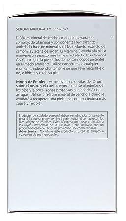 Amazon.com : Jericho Dead Sea Minerals Serum-1 oz : Facial Treatment Products : Beauty