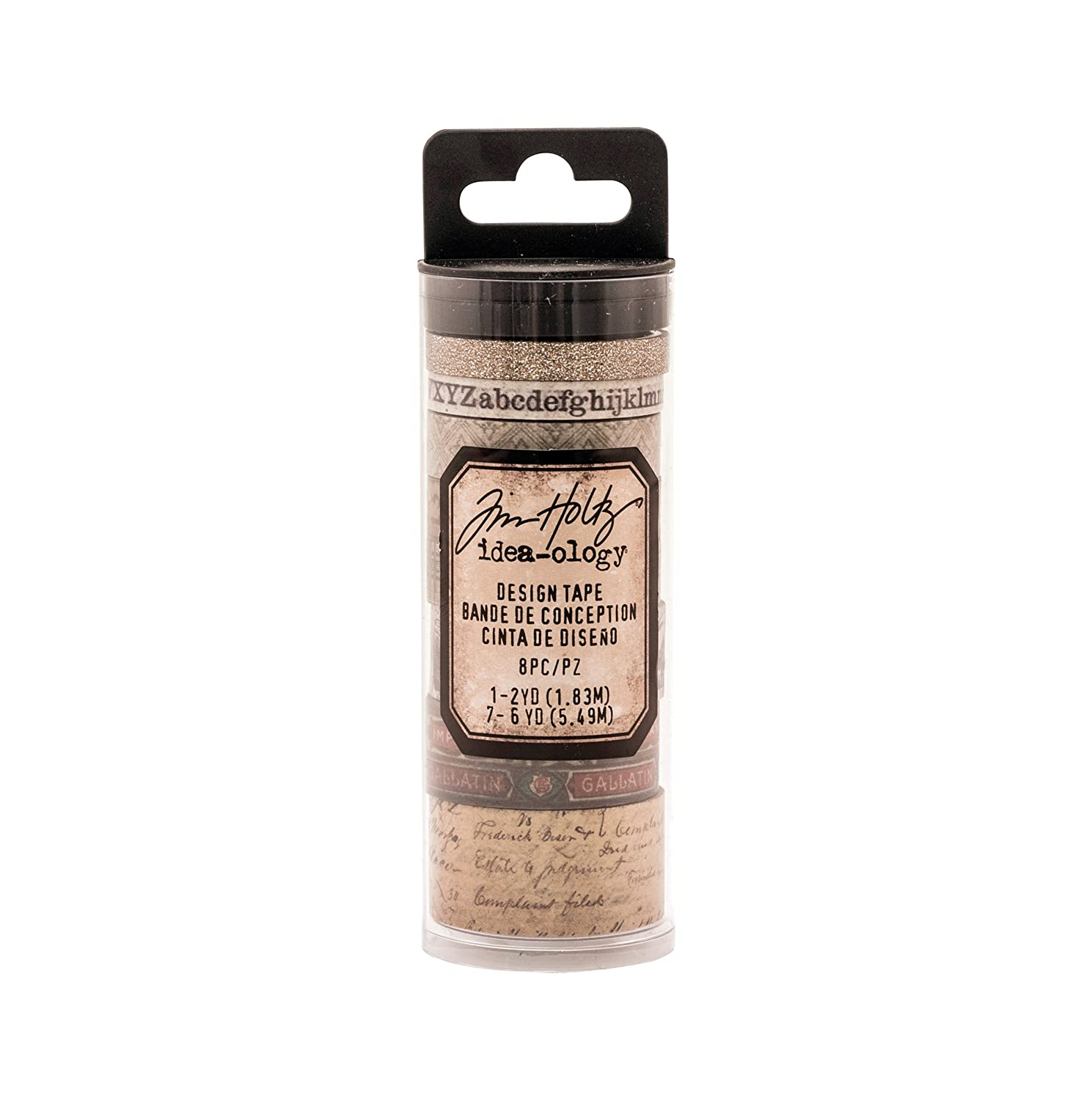 Tim Holtz Aristocrat design tape Advantus TIMTH.93359