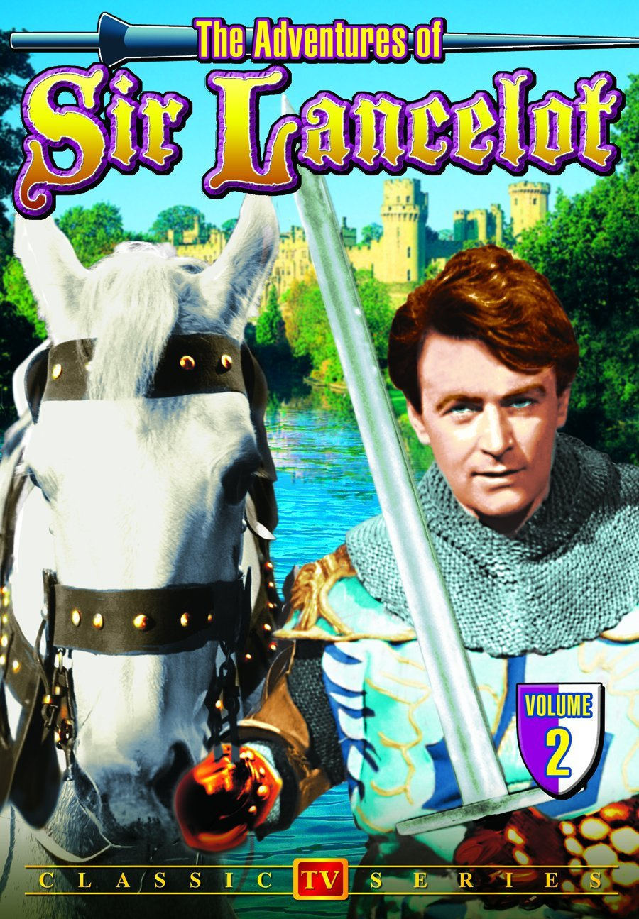 The Adventures of Sir Lancelot: Volume 2 (Black & White)