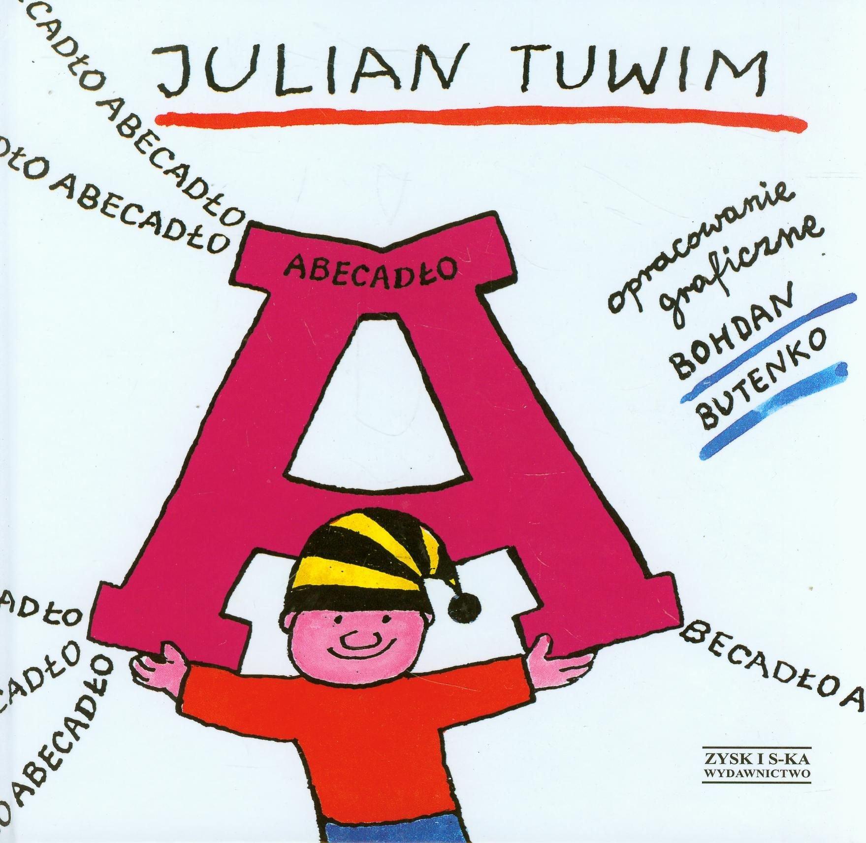 Abecadlo Amazones Julian Tuwim Libros En Idiomas Extranjeros