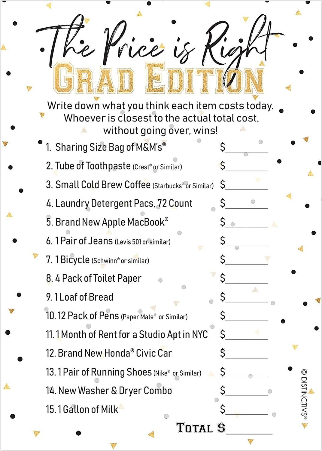 It's just a graphic of Printable Trunk Party Games with regard to 12 year old