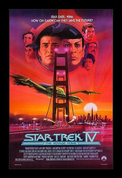 Image result for star trek iv poster