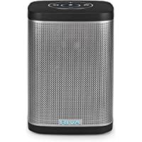RIVA Concert with Alexa Built-in - Finally A Wireless Smart Speaker That Sounds Truly Amazing - WiFi, Airplay and Bluetooth Connectivity, Splash Resistant and Optional Battery (Black)